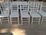 Kursi Tiffany Putih  Decor