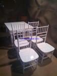 Set Meja Makan Untuk Resepsi,Kursi Tiffany Dekorasi