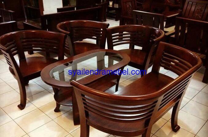 750 Koleksi Model Kursi Kayu Untuk Ruang Tamu Minimalis Terbaik
