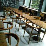 set Meja Kursi Cafe Jepara