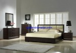 Set Kamar Tidur Black Modern