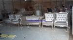 Set Sofa Pelaminan Mewah Jepara