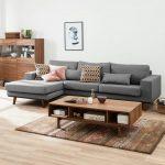 Kursi Sofa Sudut Vintage Modern