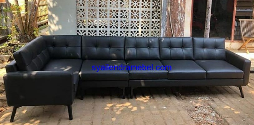 Kursi Sofa Sudut Minimalis