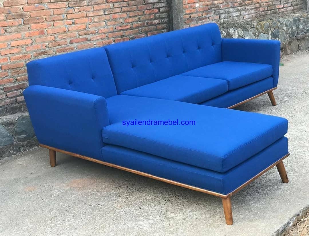 Sofa Sudut Ruang Tamu Terbaru