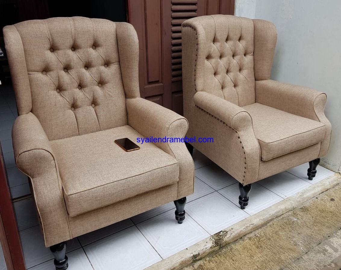 Sofa Single Minimalis Seater