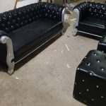 Sofa Tamu Chester Black