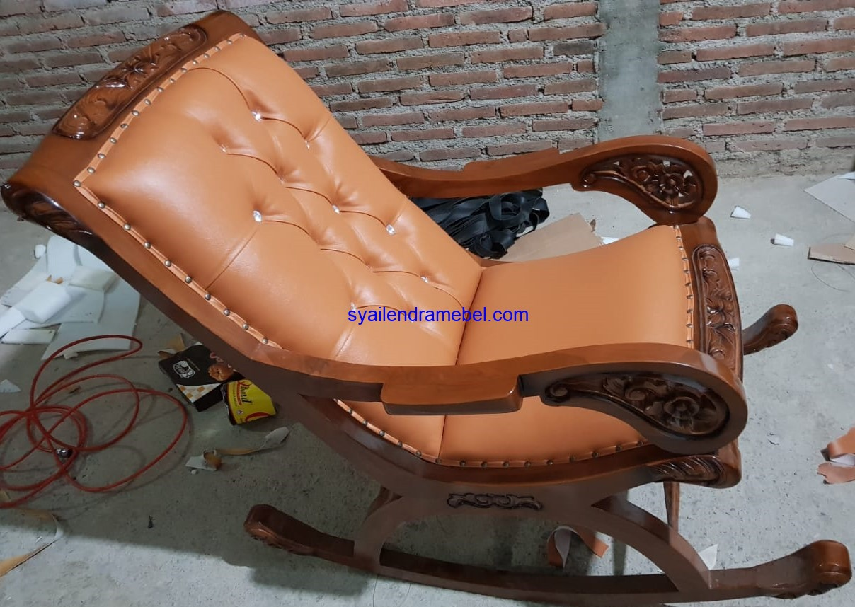 Sofa Santai Kayu Jati