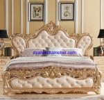 Tempat Tidur Ukiran Riana Rose