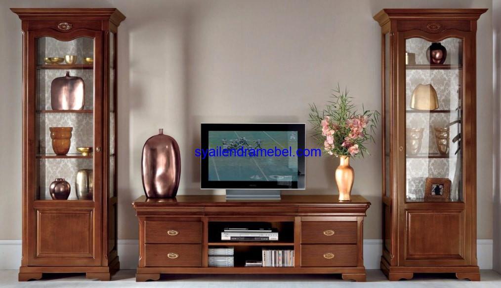 Set Bufet Tv Jati