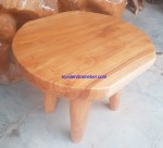 Stool Kayu Jati Cafe