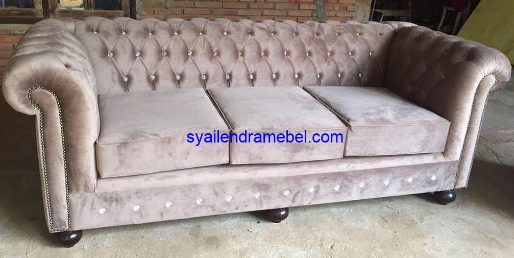 Sofa 3 Seater Chester