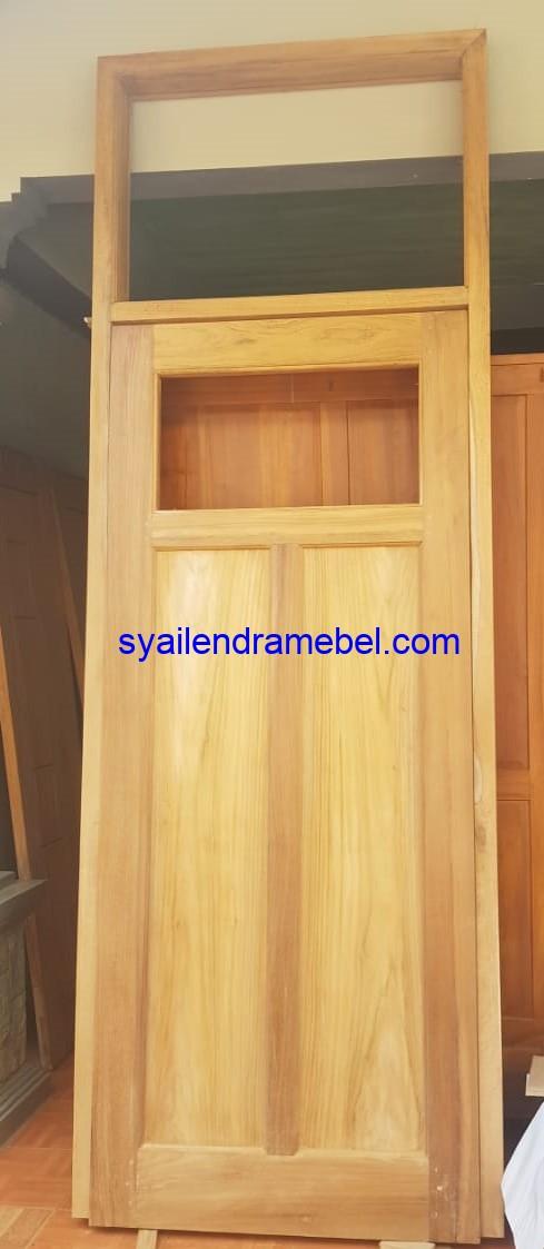 Kusen Pintu Kayu Jati Villa