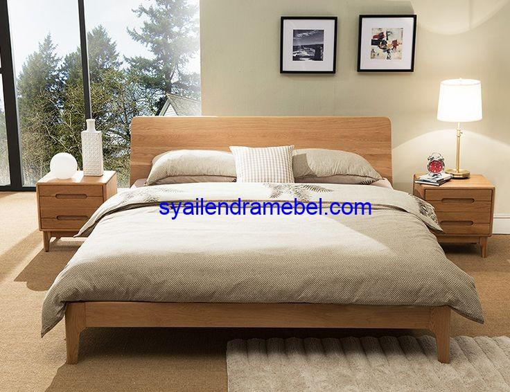Dipan Tempat Tidur Jati Villa